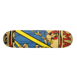 ozma of oz skateboard