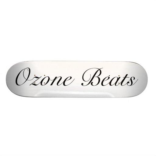 OZN BTS  Custom Skate Deck