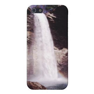 Ozone Falls Waterfall Photography Rainbow Cover For iPhone SE/5/5s