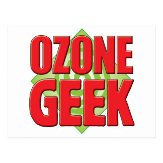 Ozone Geek v2 Post Cards