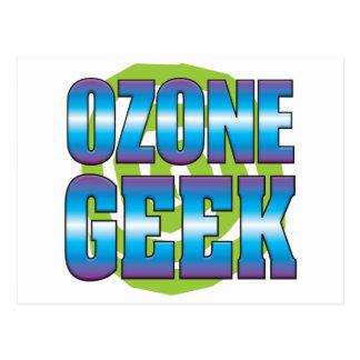 Ozone Geek v3 Post Cards