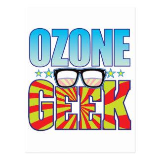 Ozone Geek v4 Postcards