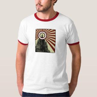 Ozone Nightmare Tower Ringer T-Shirt