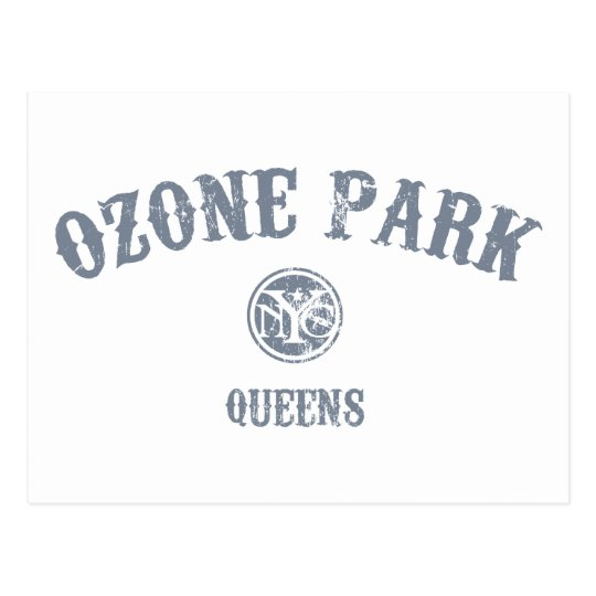 Ozone Park Postcard