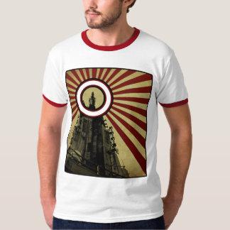 Ozone Tower Ringer T T-Shirt