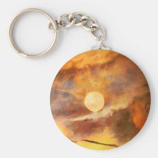 Ozymandias.jpg Keychain