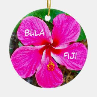 P0000104_lzn, bula, Fiji Adorno Redondo De Cerámica