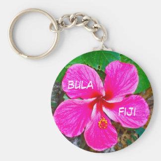 P0000104_lzn, bula, Fiji Llavero Redondo Tipo Pin