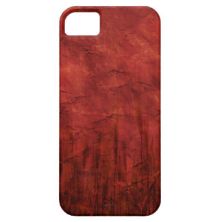 P092 BLOOD RED TEXTURE DIGITAL GRAPHICS TEMPLATES iPhone 5 COVERS