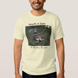 P1000945, Worth A Dam, The Martinez Beavers Tee Shirt