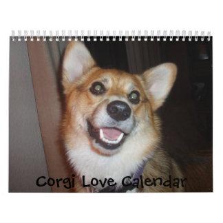 P1010036, Corgi Love Calendar