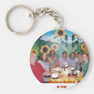 P1010061, Brunch Bunch 9-09 Keychain