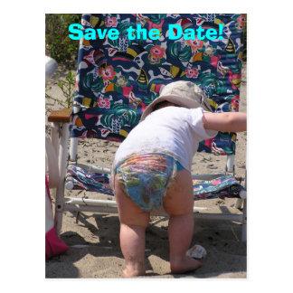 P1010064, Save the Date! Postcard