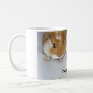 P1010504-full;init_, Happy Guinea pigs Coffee Mug