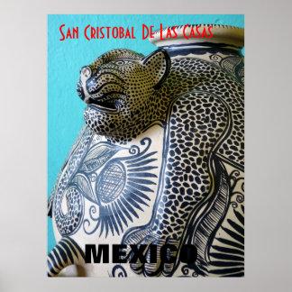 P1010635, San Cristobal, De Las Casas, MEXICO Poster