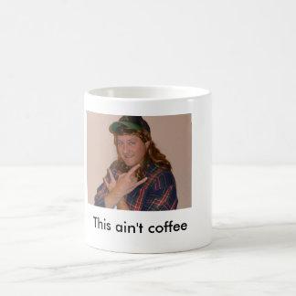 P1030383, éste no es café taza básica blanca
