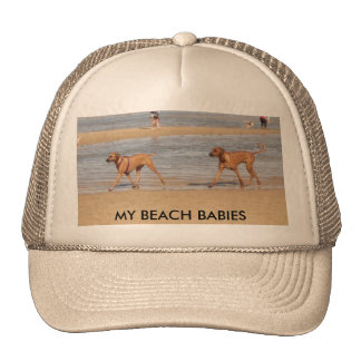 P1040151, MY BEACH - Customized Trucker Hat