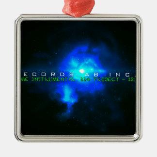 P10 The VCVH Records AB .Indie Music LLC.jpg Metal Ornament