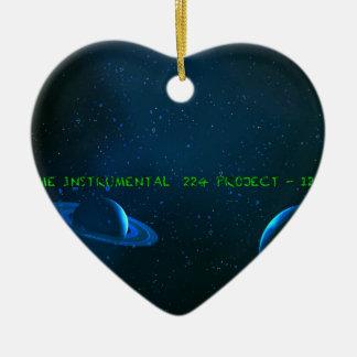 P11 The VCVH Records AB .Indie Music LLC.jpg Ceramic Ornament