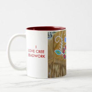 P1210004 ILOVE CREEBEADWORK COFFEE MUG