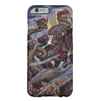 P1329 - The Great European_Propaganda Poster Barely There iPhone 6 Case
