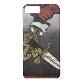 P1430 - Increase the forces_Propaganda Poster iPhone 8/7 Case