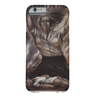 P1460 - We shall have_Propaganda Poster Barely There iPhone 6 Case