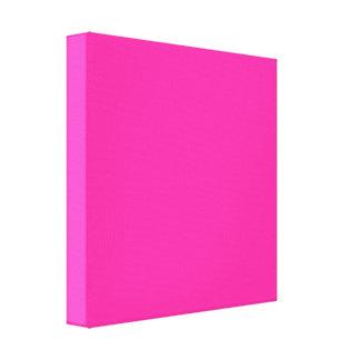¡P24 enojado para la magenta! Color rosado Impresión En Lienzo