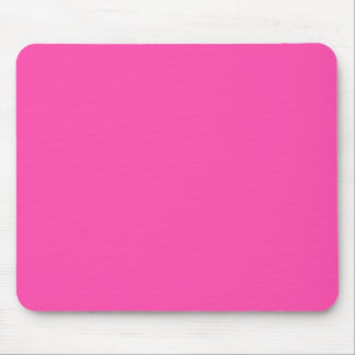 P25 Fancy That Magenta! Pink Color Mouse Pad