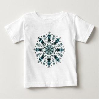 P2 Mandala Baby T-Shirt