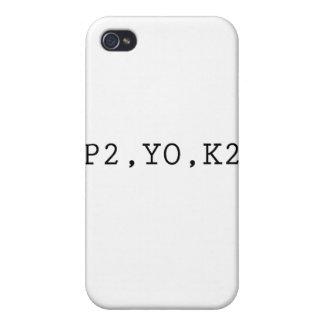 P2 YO K2 iPhone 4 COBERTURA
