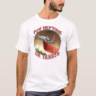 P2V Neptune Basic White T-Shirt