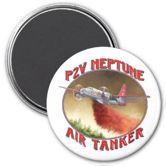 P2V Neptune Lg Round Magnet