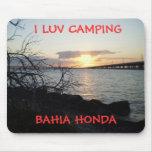P3060038, I LUV CAMPING, BAHIA HONDA MOUSE PADS