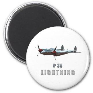 P38 Lightning Magnet
