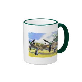 p38 lightning ringer mug