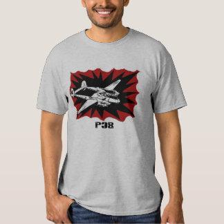 P38 Lightning Tee Shirt
