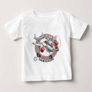 p38lightening.png baby T-Shirt