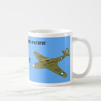 P39 Airacobra Pacific, 1942 Coffee Mug