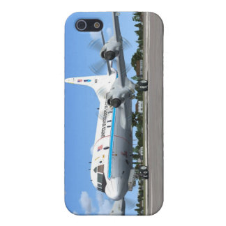 P3 Orion NOAA Weather Plane Case For iPhone SE/5/5s