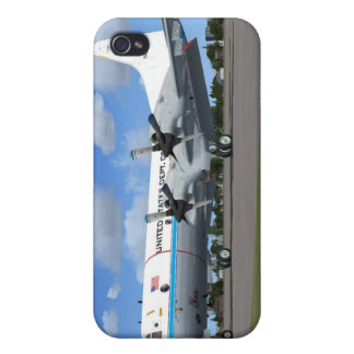 P3 Orion NOAA Weather Plane Cover For iPhone 4