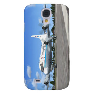 P3 Orion NOAA Weather Plane Galaxy S4 Cover