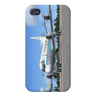 P3 Orion NOAA Weather Plane iPhone 4/4S Case