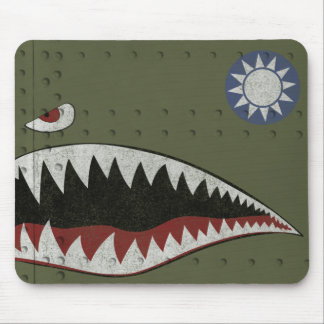 P40 Warhawk Mousepad Tapete De Raton