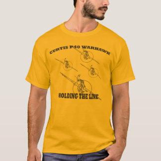 P40 Warhawk T-Shirt