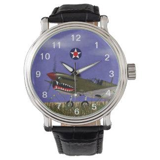 P40 Warhawk Watch
