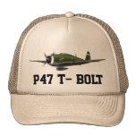 P47 T- BOLT MESH HATS