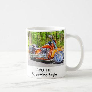 P5050174, CVO 110 Screaming Eagle Coffee Mug