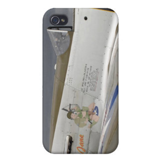 "P51 Mustang ""GI Jane"" X Case For iPhone 4"