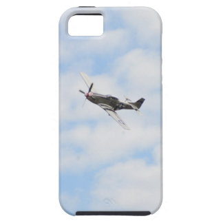 P51 Mustang In Flight iPhone SE/5/5s Case